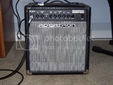 My Amp.