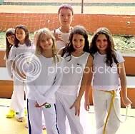 Turma de Capoeira - Clique para ampliar esta foto