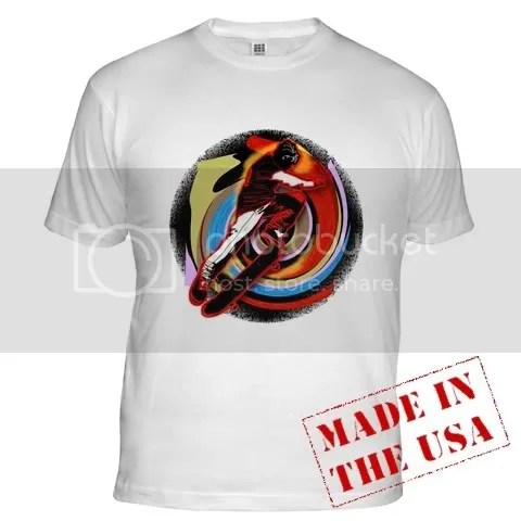 Skateboarder Fitted T-Shirt