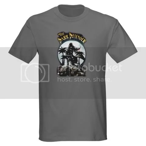 Dark Defender Poster Dark T-Shirt