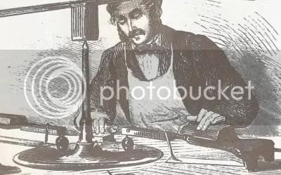 Jewish polisher, late 1800s