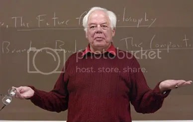 richard rorty essays Richard rorty and postmodern theory by steven best and douglas kellner (sbest@elp1rrcom and kellner@uclaedu) in theorizing the postmodern, one inevitably encounters the postmodern assault on theory, such.