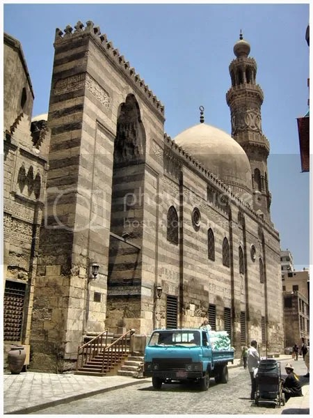 Mesjid dan Madrasah Sulthan Barquq