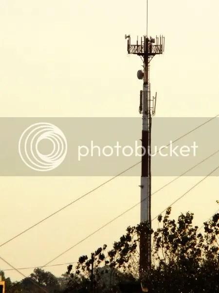 Antena de telefon�a celular