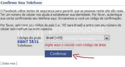 criar dominio curto no facebook 2