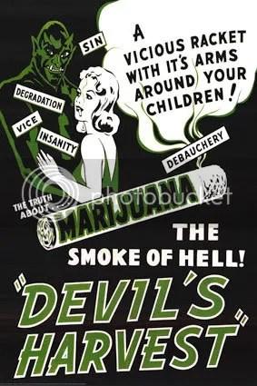 Marihuana del diablo