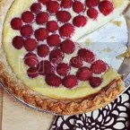 Ricotta and Raspberry Pie recipe