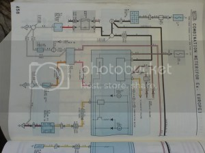 1UZ Wiring diagram for CelsiorLS400