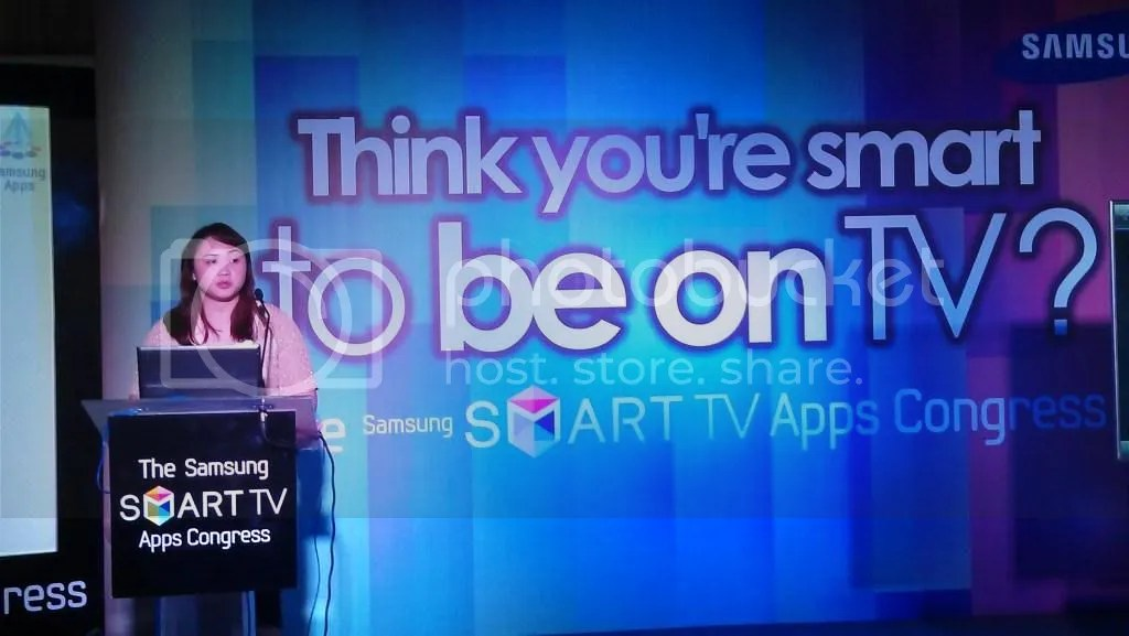 Samsung Hosts the First Smart TV Apps Congress in the Philippines