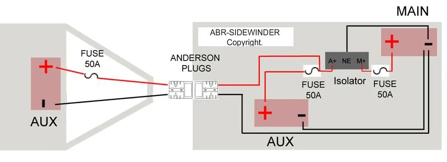 how to wire third battery @ ExplorOz Forum
