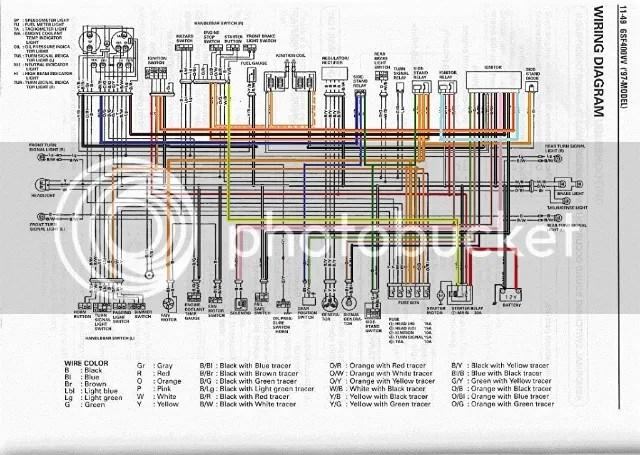 1998 Suzuki 600 Bandit Wiring Diagram Hobbiesxstyle