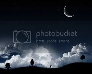 A Dark Starry Night Wallpaper by s3 10 Excelentes Wallpapers Vectoriales