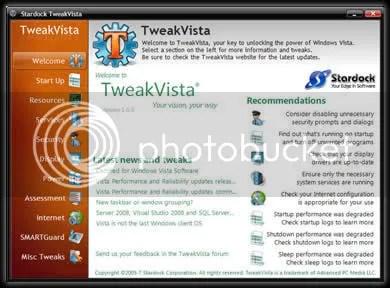 Optimizar Tu Windows Vista con TweakVista - tweak_Vista