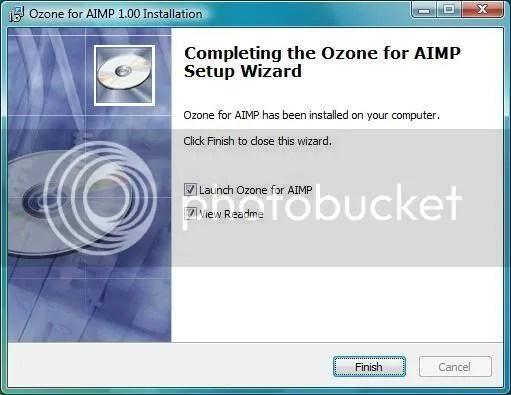 AIMP2 iZotope Ozone instalasi3