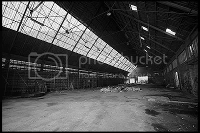 delbrassine abandoned factory