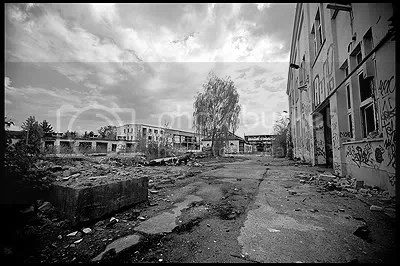 germany abandoned urban exploration manufacturer refrigerators