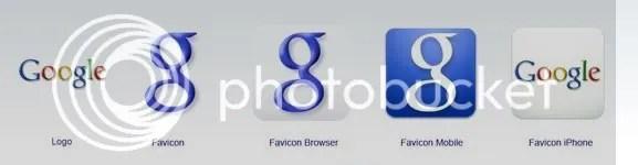 Favicons de Google
