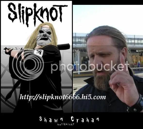 Shawn Clown Crahan