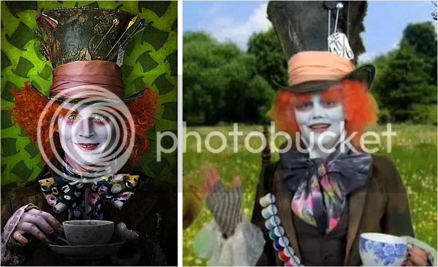 The Mad Hatter (Tim Burton's Alice in Wonderland)