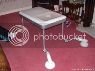 iPod coffee table