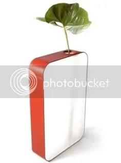 iPod-inspired vase
