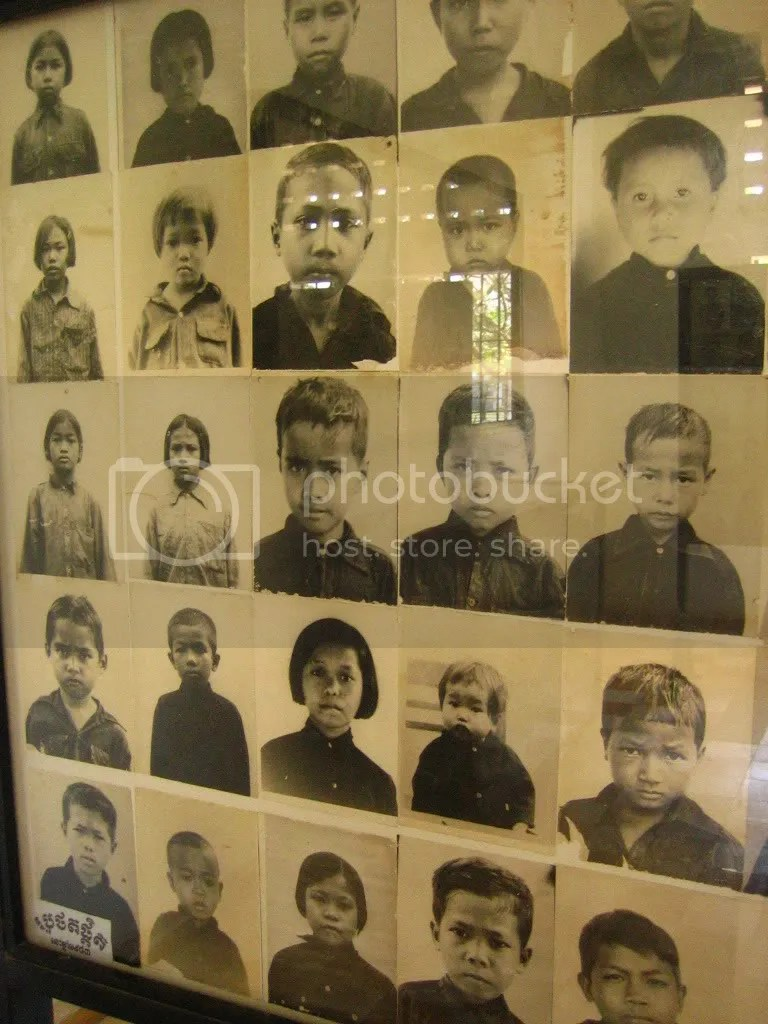 child victims of khmer rouge