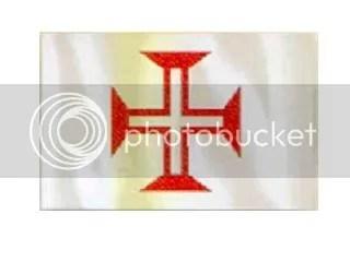 cruz templária ou Ordem de cristo
