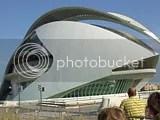 Valencia, Palau de les Arts Reina Sofía