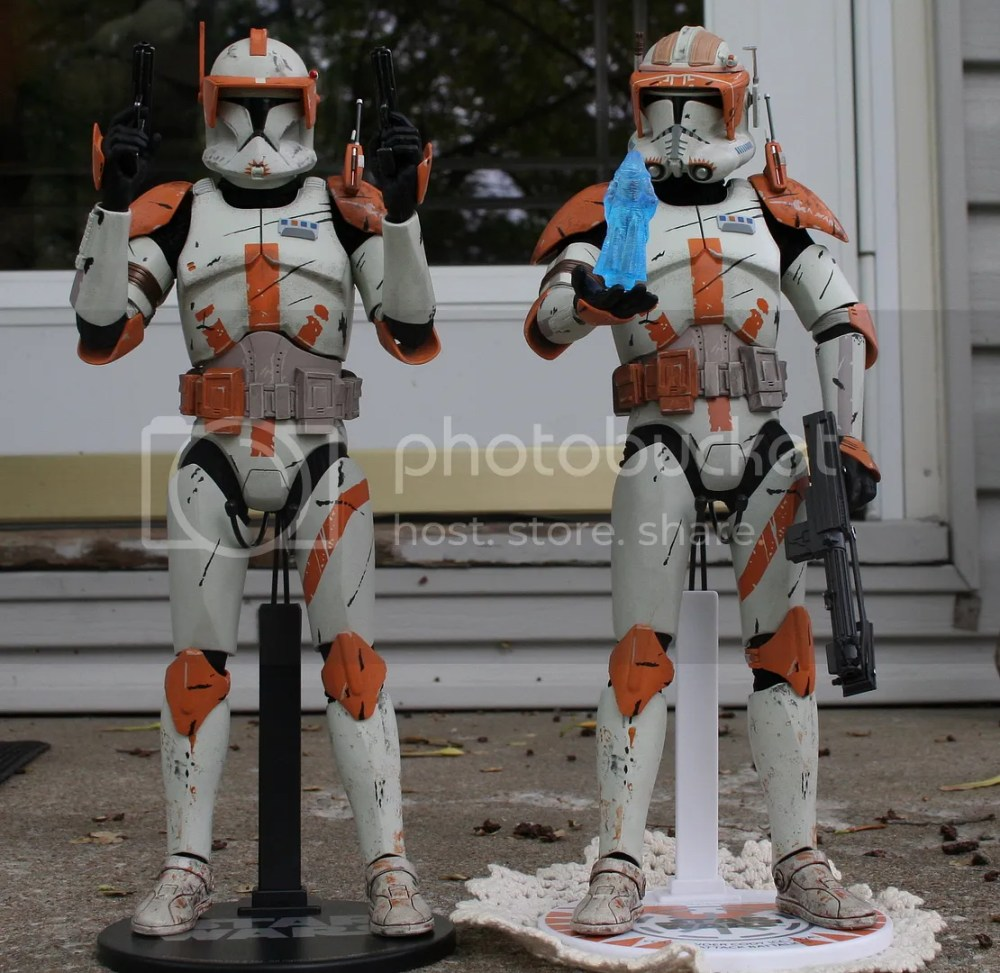 Sideshow Collectibles Star Wars Commander Cody Review (1/6)