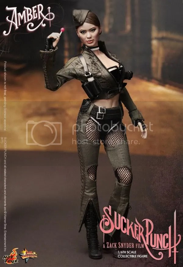 Hot Toys Sucker Punch Baby Doll and Amber 1:6th Figures (4/5)
