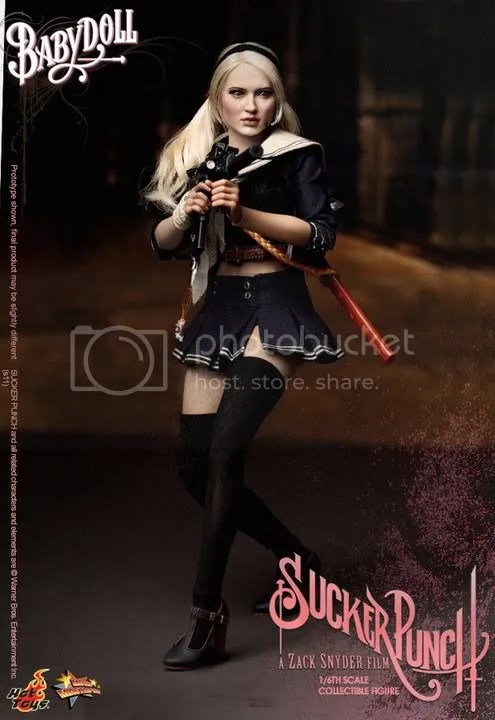 Hot Toys Sucker Punch Baby Doll and Amber 1:6th Figures (2/5)