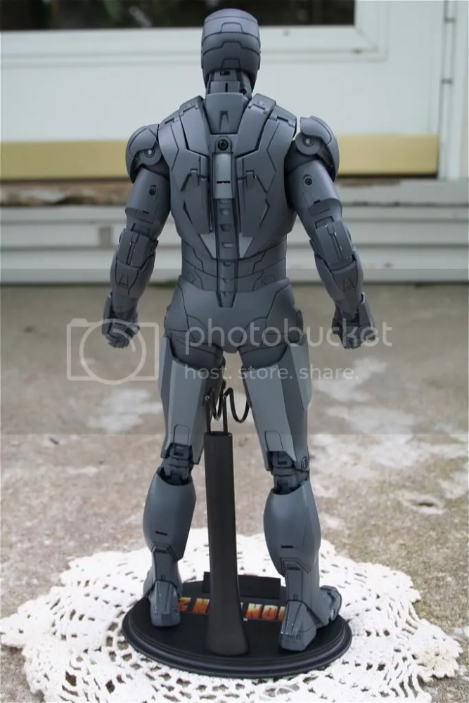 Hot Toys Iron Man 2 Mark IV Secret Project Comic-Con Exclusive (3/5)