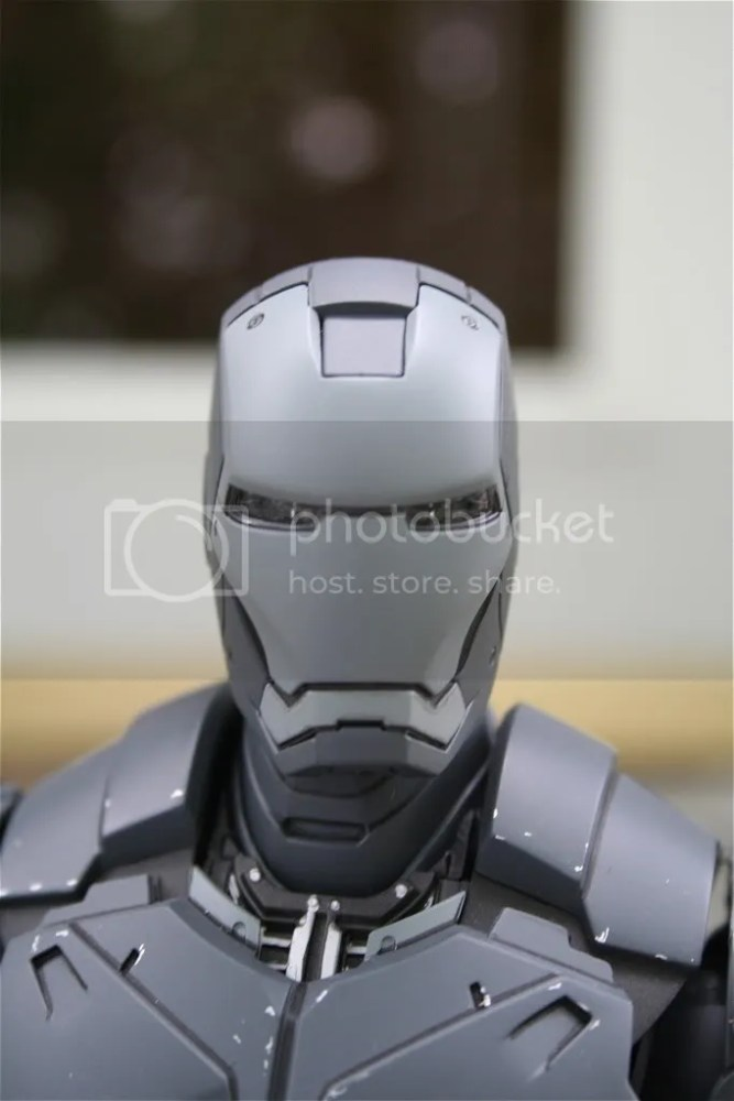 Hot Toys Iron Man 2 Mark IV Secret Project Comic-Con Exclusive (5/5)