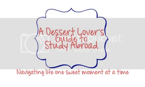 A Dessert Lover's Guide to Study Abroad