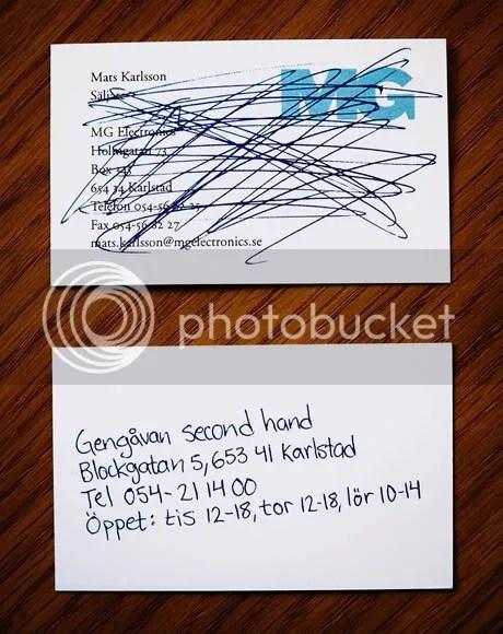 Tarjetas de Presentación Creativas - tarjeta10