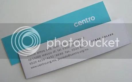 Tarjetas de Presentación Creativas - tarjeta13