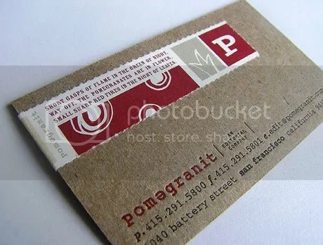 tarjeta25 Tarjetas de Presentación Creativas