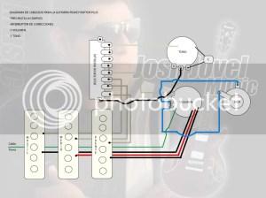 Diagrama de cableado para peavey raptor plus : El taller