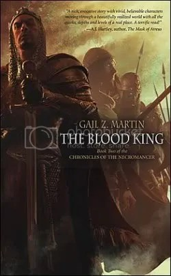 Gail Z. Martin - The Blood King