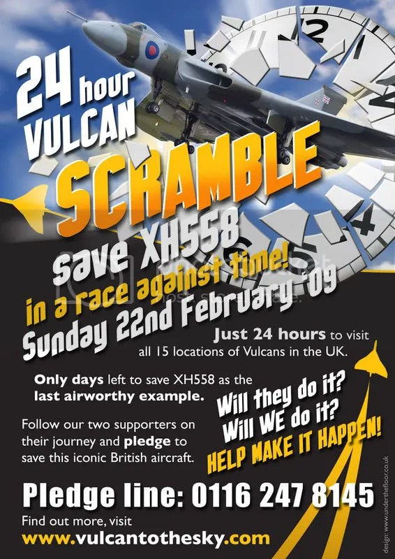 Help Save XH558