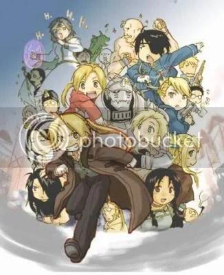 Fullmetal Alchemist Ova 2