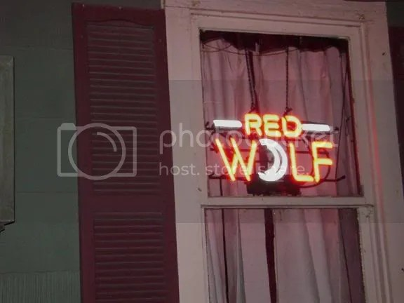 The Red Wolf Inn