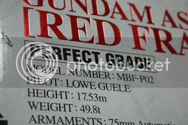 Perfect Grade yo!