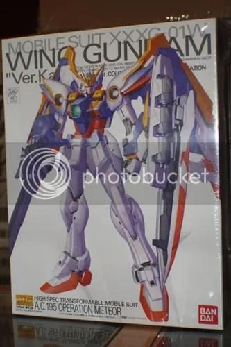 1/100 MG Wing Gundam Ver Ka