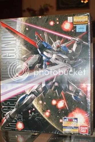 1/100 MG Force Impulse Gundam