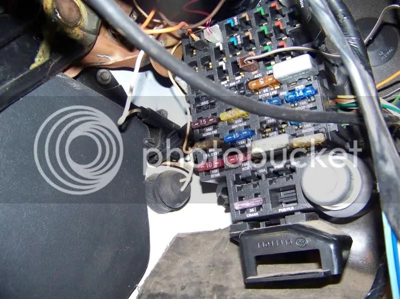 1987 Blazer Electrical Problem