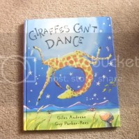 Giraffes Can't Dance- Book Sharing Monday