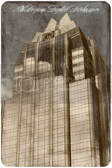 Frost Bank Building - Austin, Texas