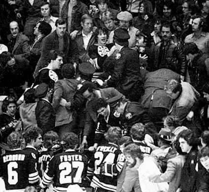 Third String Goalie: 1979-80 Boston Bruins Terry O'Reilly ...