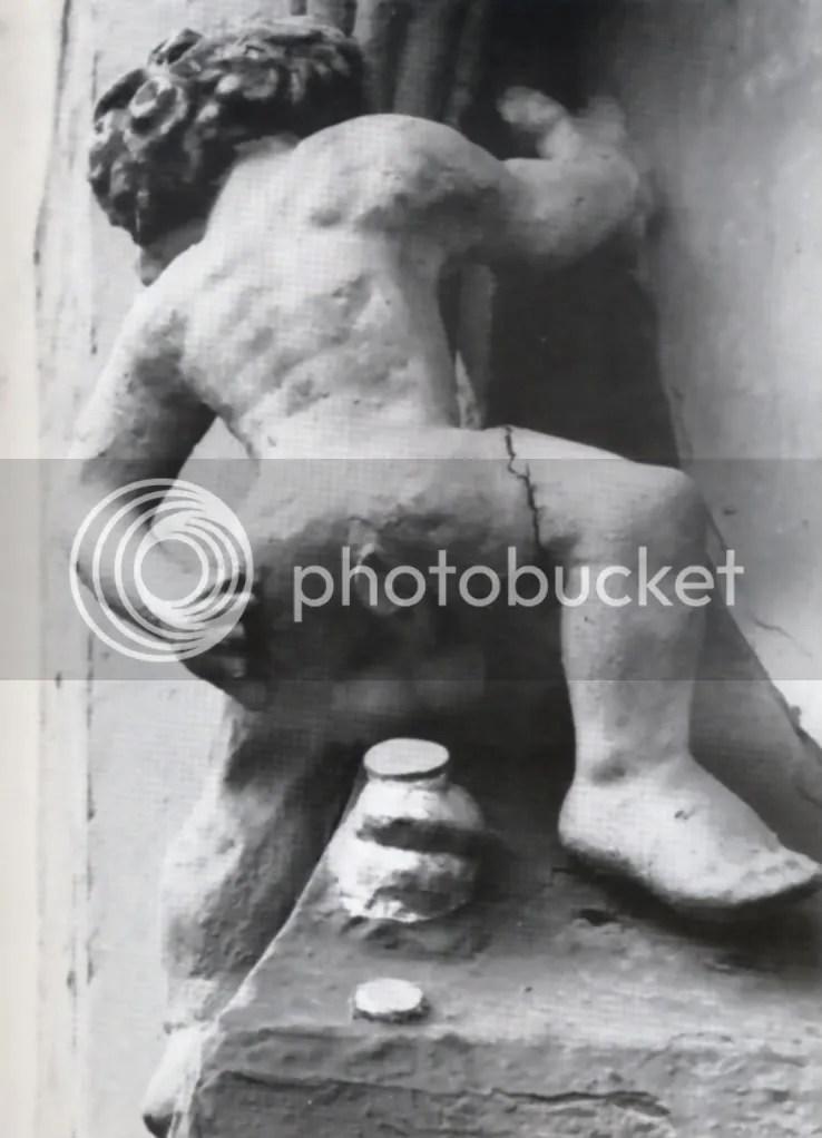 Groslar, palácio do Kaiser, escultura da fachada, 1449